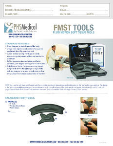 FMST Tools Data Sheet