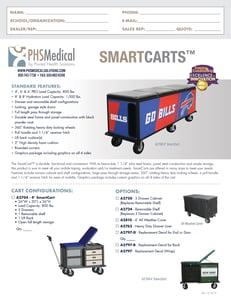 4' SmartCart Data Sheet