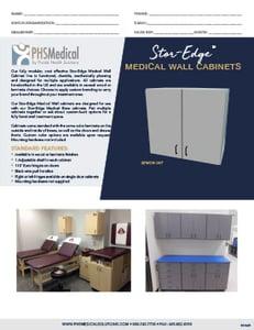 SEMCW-001 Wall Cabinet Data Sheet