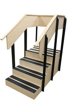 PTST-002-WHR-Straight Staircase 2