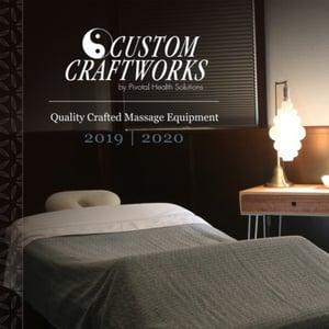 Custom Craftworks Quality Crafted Massage Equipment Catalog