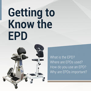 Getting to Know the EPD with EPD and E-EPD