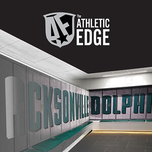 Athletic Edge Locker Booklet with Jacksonville Lockers