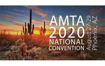 amta national convention logo