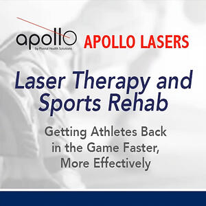 Laser Therapy and Sports Rehab