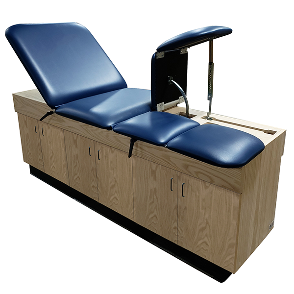 PT9082 Hip & Knee Flexion Treatment Cabinet