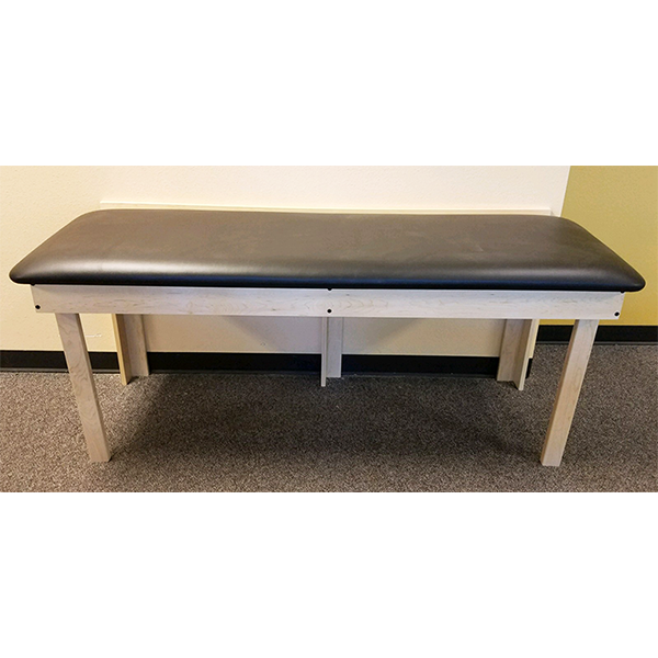 Wall Mount Folding Treatment Table (Down)