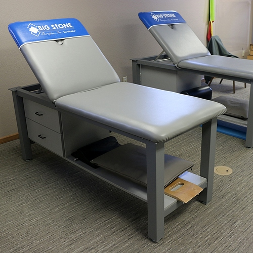 Tables and Equipment for private practice and outreach facilities