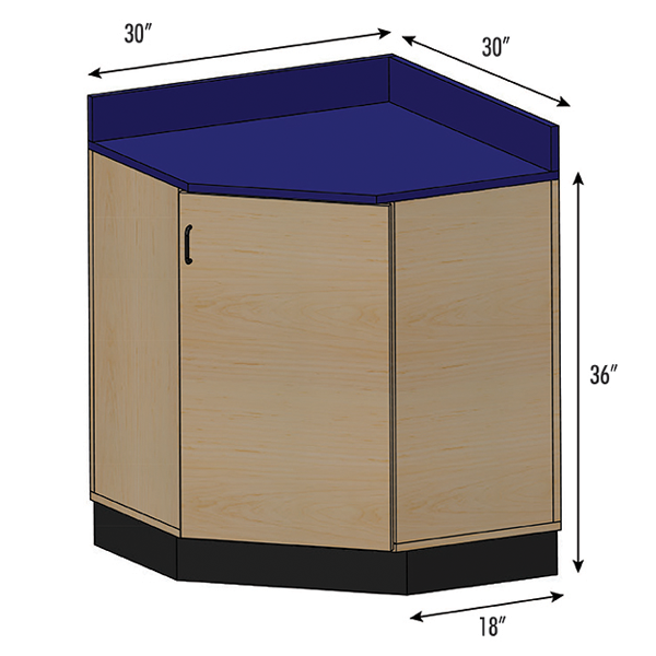 SEMCB-021 Base Cabinet