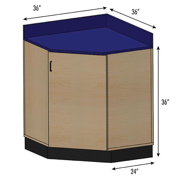 SEMCB-022 Base Cabinet