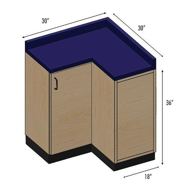 SEMCB-005 Base Cabinet