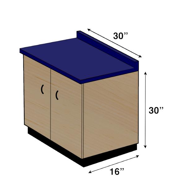 SC-002 Base Cabinet
