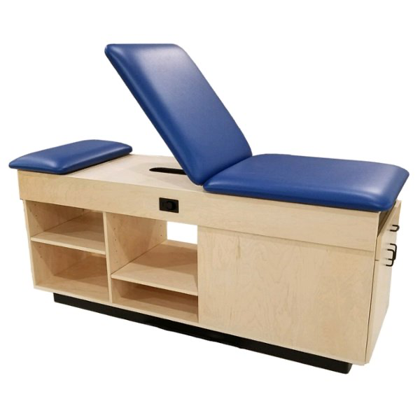 CAB-120 Convertible Taping/Treatment Cabinet with Half Drawer Pullout