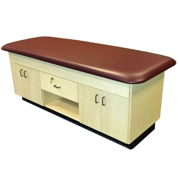 CAB-040 Modality Treatment Cabinet with Drawer Lock