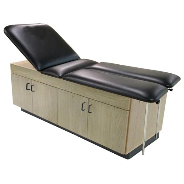 CAB-060 Treatment Cabinet Lift Back and Split Leg