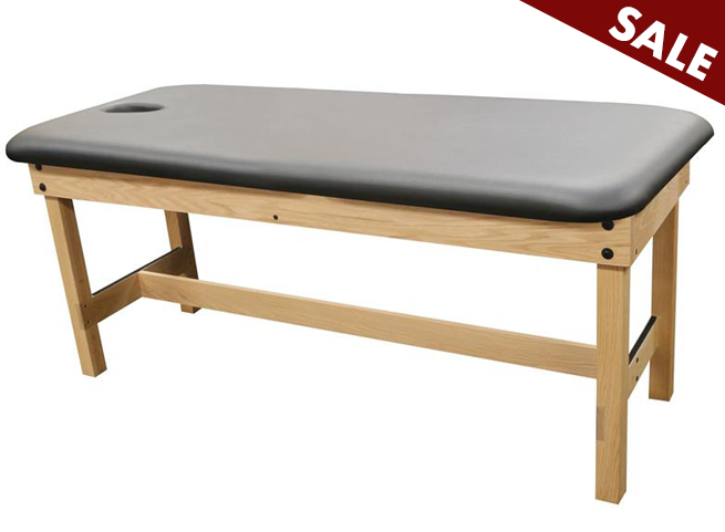 Classic Wood Treatment Table