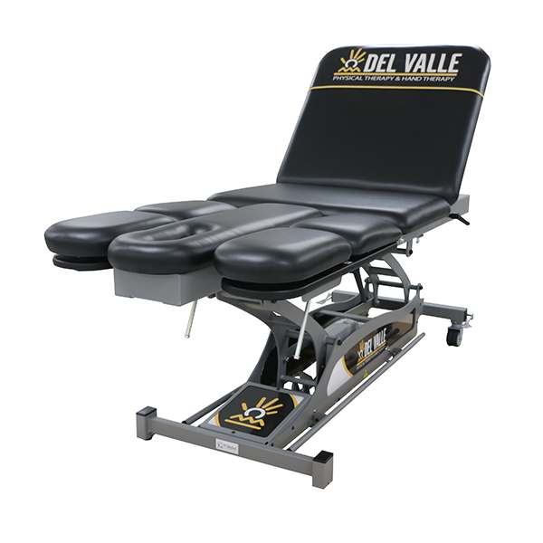Leg & Shoulder Therapy (LAST) Table wiht Branding Kit 2