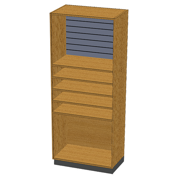 SC-009 Stor-Edge Stationary Cabinet