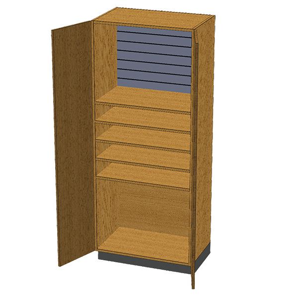 SC-009 Stor-Edge Stationary Cabinet