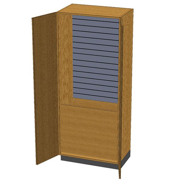 SC-010 Stor-Edge Stationary Cabinet