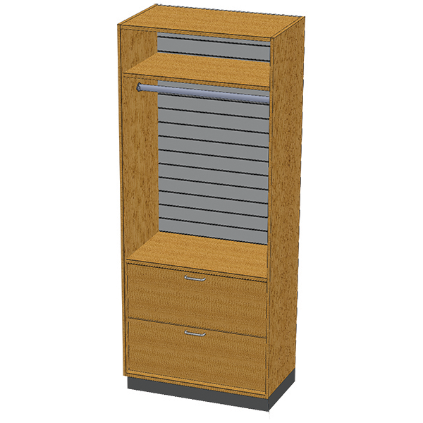 SC-011 Stor-Edge Stationary Cabinet