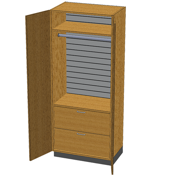 SC-011 Stor-Edge Stationary Cabinet