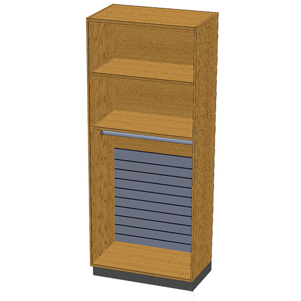 SC-013 Stor-Edge Stationary Cabinet