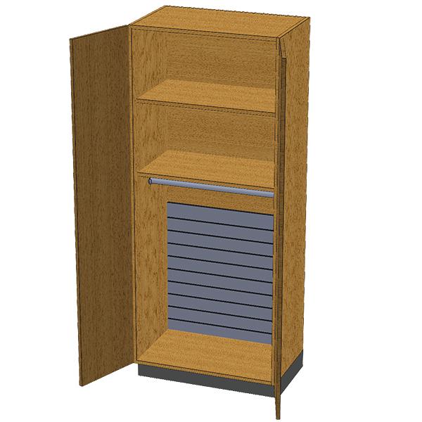 SC-013 Stor-Edge Stationary Cabinet