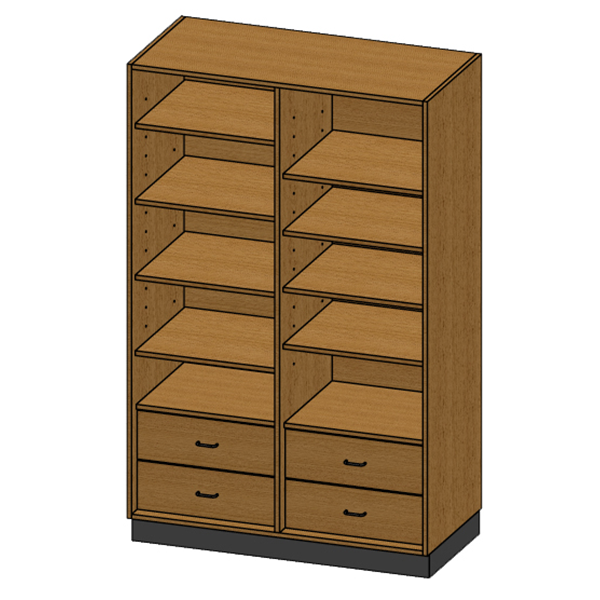 SC-015 Stor-Edge Stationary Cabinet