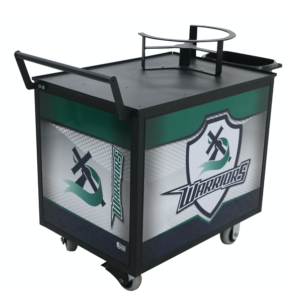Single Cooler Hydration SmartCart