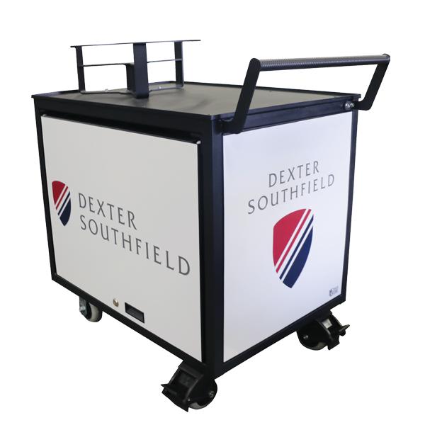 Single Cooler Hydration SmartCart