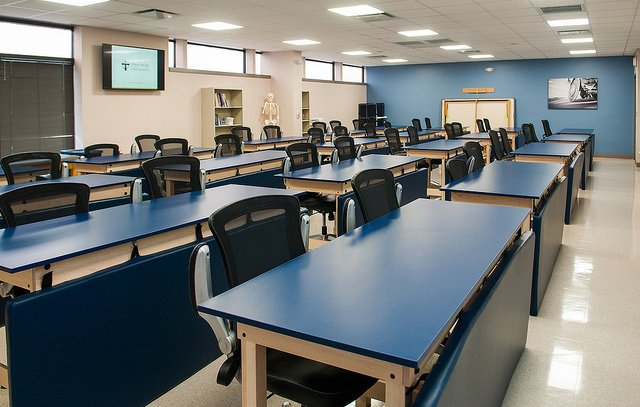 A Focus on Physical Therapy Classrooms