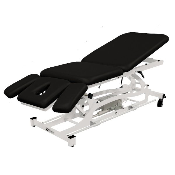 Thera-P Electric Treatment Table (5 Section with Dual Foot Bars)